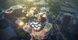 Ecco come sarà il nuovo progetto di MVRDV a Shenzhen