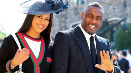 Le foto di Idris Elba con la moglie Sabrina Dhowre
