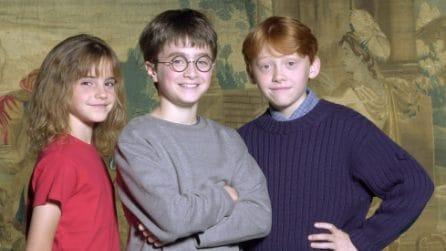 Il cast di Harry Potter ieri e oggi: che fine hanno fatto i maghi di Hogwarts