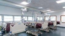Finiti i lavori per il nuovo ospedale a Verduno: diventerà Covid Hospital del Piemonte