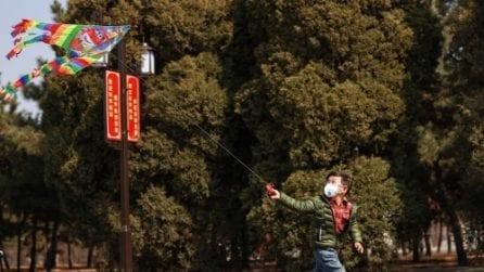 Il sapore della libertà: in Cina i bambini possono tornare a divertirsi