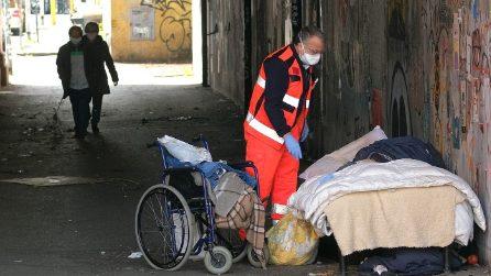 Roma, senza tetto ritrovato senza vita a Ostiense