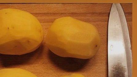 La ricetta della parmigiana di patate di Cecilia Rodriguez
