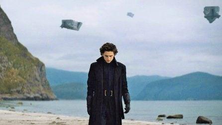 Le foto di scena di Dune