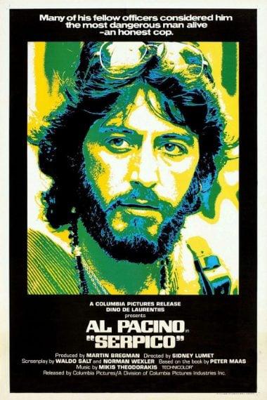Serpico, regia di Sidney Lumet (1973)