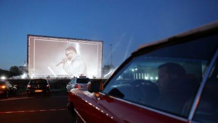 Come saranno i concerti Drive-In: l'esempio della Germania