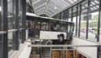 Germania, pullman si schianta contro l'edificio della stazione centrale degli autobus