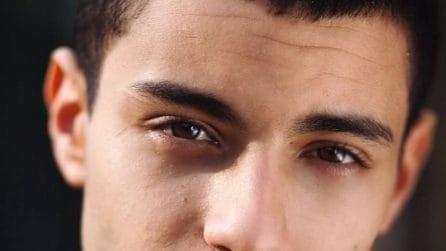 Le foto di Mehdi Meskar, Malik in Skam Italia 4