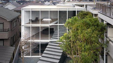 """Questa casa sembra uscita dalla canzone """"Stairway to Heaven"""" dei Led Zeppelin"""