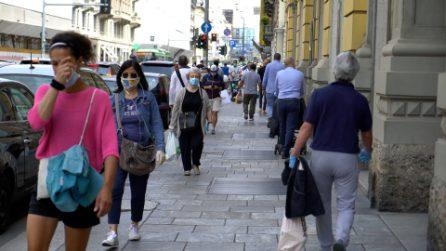 Milano, riprende lo shopping e si ripopola corso Buenos Aires