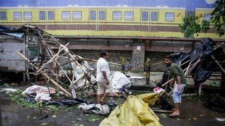 Il ciclone Amphan si abbatte su India e Bangladesh