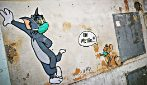 8 opere di street art ai tempi del Coronavirus