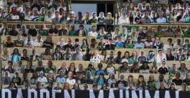 Bundesliga, 30 mila sagome di cartone allo stadio al posto dei tifosi