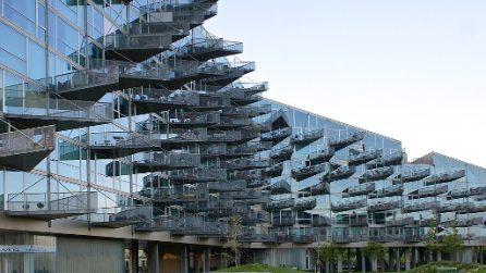 5 progetti con impressionanti balconi per godere dell'aria primaverile