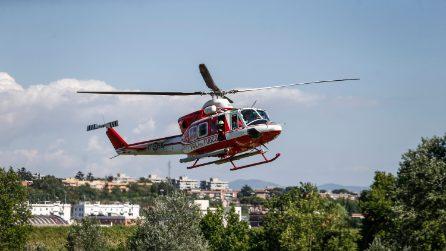 Roma, aereo biposto precipita nel Tevere: due persone a bordo, una dispersa