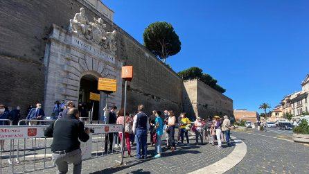 Riaprono i Musi Vaticani: controllo della temperatura all'ingresso e gruppi di 10 persone