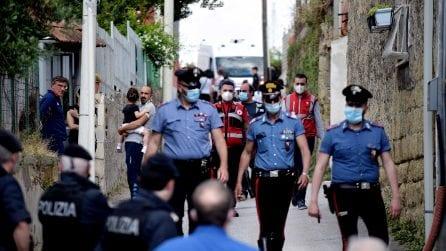 Napoli, frana su un stabile in ristrutturazione abusiva a Pianura: morti due operai