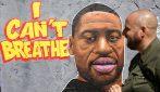 George Floyd: dagli Usa all'Europa la street art per la protesta afroamericana