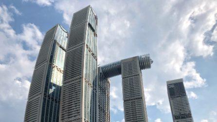 Sul primo grattacielo orizzontale del mondo