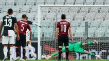 Coppa Italia, Juventus-Milan: le immagini della semifinale