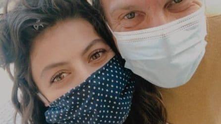 Le foto dal set de L'allieva 3 dopo il coronavirus