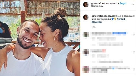 Coppa Italia, i messaggi d'amore delle mogli dei calciatori del Napoli