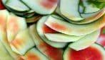 Come riutilizzare la bucce dell'anguria