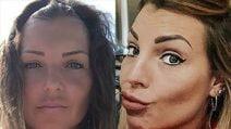 Le foto di Tara Gabrieletto prima e dopo