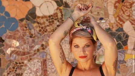 "I look di Alessandra Amoroso in ""Karaoke"""