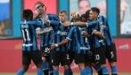 Serie A 19-20, le immagini di Inter-Brescia