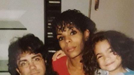 Le foto di Claudia Marthe Mitai, la mamma di Elodie Di Patrizi