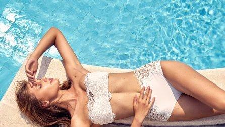 I bikini bianchi per l'estate 2020