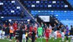 Il Manchester City omaggia il Liverpool vincitore della Premier League con il 'pasillo'
