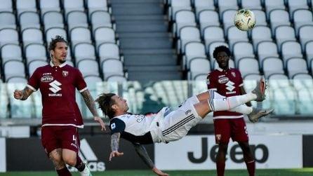 Serie A 19-20, le immagini di Juventus-Torino