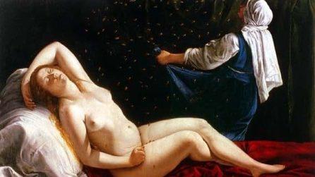 Artemisia Gentileschi: le opere più belle della pittrice a 427 anni dalla nascita