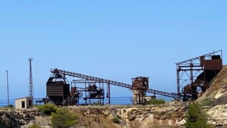 Nelle Miniere di Capoliveri, da terra di fuoco e fatica a museo a cielo aperto