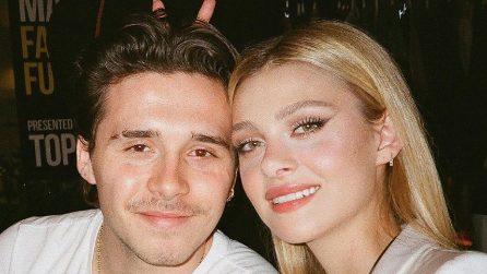 Le foto di Brooklyn Beckham e Nicola Peltz