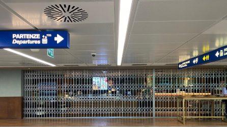 Milano, l'aeroporto di Linate riapre senza passeggeri né voli