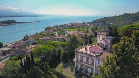 5 case vista mare per vacanze di lusso in Italia