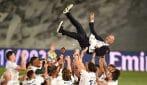 Il Real Madrid vince la Liga 2020. Ennesimo trionfo per Zidane