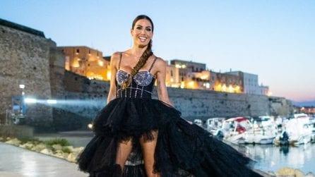 Elisabetta Gregoraci a Battiti Live: i look dell'edizione 2020