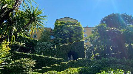 A casa del designer Romeo Sozzi, una villa incastonata tra lago e montagna