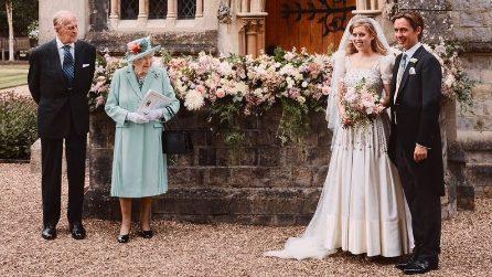 Le foto delle nozze di Beatrice di York ed Edoardo Mapelli Mozzi
