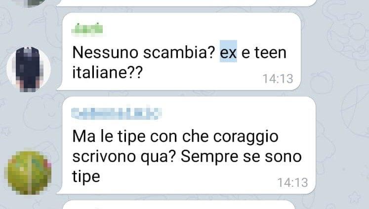 Telegram gruppen sex