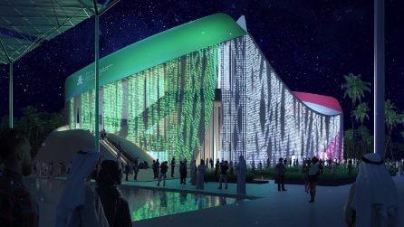 Expo Dubai, quasi completata la struttura del Padiglione Italia: ecco com'è e come sarà