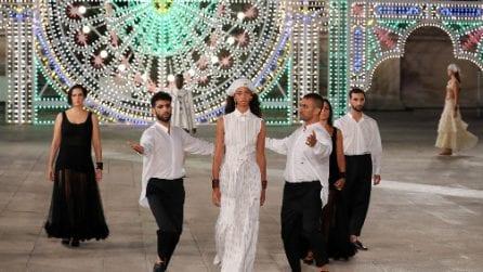Dior, sfila a Lecce la collezione Cruise 2021