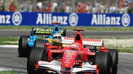La storia del Gran Premio di Imola, che torna in F1