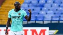Serie A, l'Inter batte 3-0 con il Genoa: doppietta di Lukaku