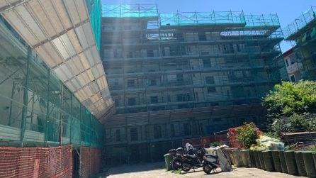 """Milano, cantiere infinito nelle case popolari Aler: """"Inquilini vivono in condizioni impossibili"""""""