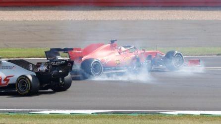 Formula 1, le immagini del Gp 70° Anniversario
